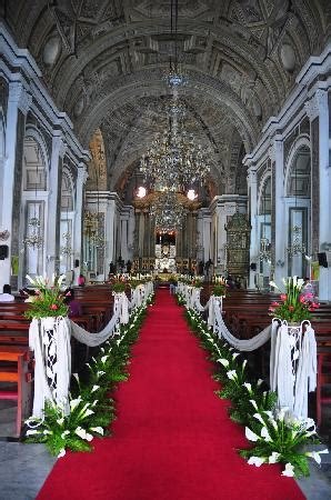 san agustin church wedding reviews church interior picture of san agustin church manila