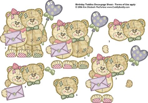 Printable Decoupage - 5 best images of free printable for cards decoupage free
