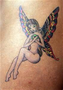 Fairy tattoo designs all about