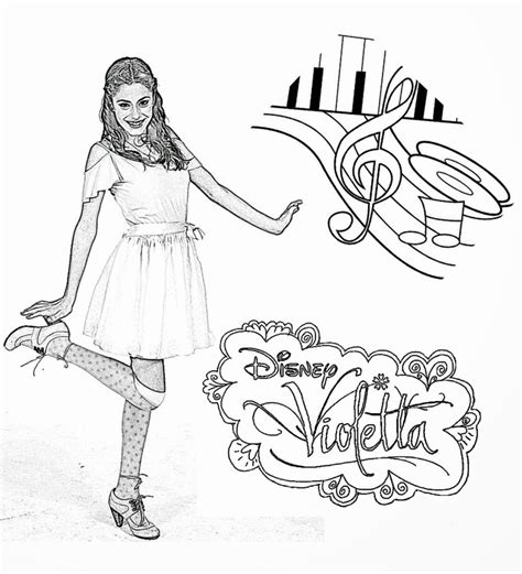 coloring pages violetta desenhos para colorir da violetta fichas e atividades