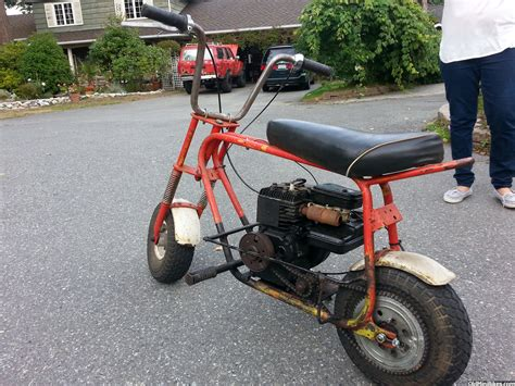 Tas Motor Mini Bike keystone but which model and year