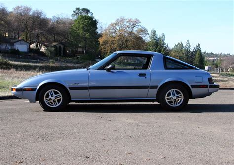 motor repair manual 1983 mazda rx 7 spare parts catalogs 1983 mazda rx7 2 door coupe 154454