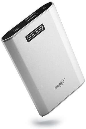 Power Bank Samsung Tipe A018 hame h5 power bank 5300mah hame h5 silver