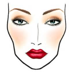 makeup m a c face charts i like mac cosmetics polyvore