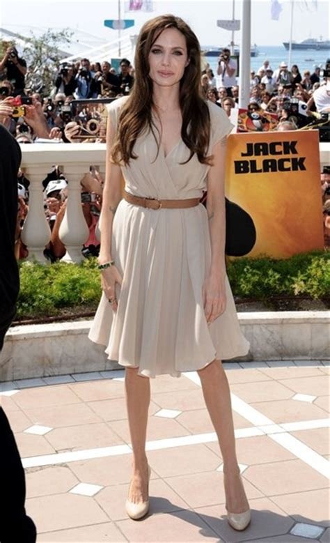 Get The Look Jolies Cannes Chic The Rack Stylewatch Peoplecom by Is Summery Chic In Salvatore Ferragamo