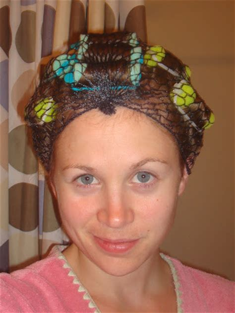 husband forced to sleep in hair rollers the sewing time machine september 2010