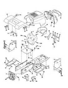 rally tractor drive parts model relt1236d searspartsdirect