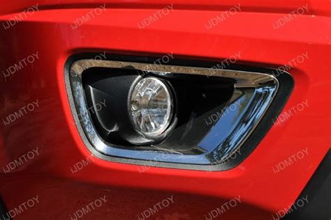 2015 Up Chevrolet Chevy Colorado Clear Lens Fog Lights