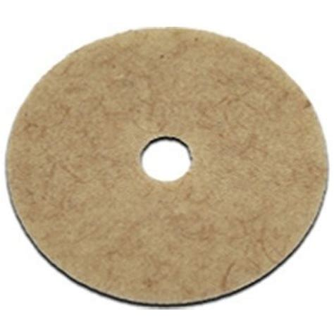 20 inch Coconut Scented Floor Polishing Pads   5 per Case