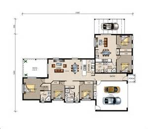 dual family house plans