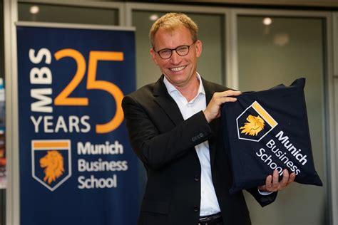 Wagner College Mba Ranking by 25 Jahre Mbs In Der S 252 Ddeutschen Zeitung Mbs Insights