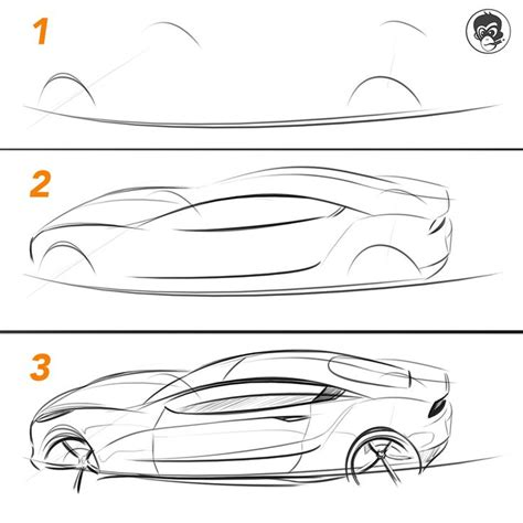 sketchbook car tutorial 49 best design sketching tutorials images on pinterest