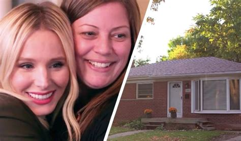 kristen bell sister hollywood star kicked her sister out of her house for a