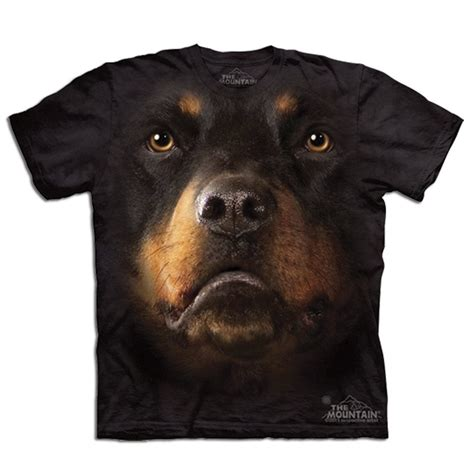 rottweiler gift big 3d rottweiler t shirt gifts co uk
