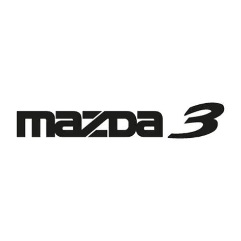 mazda 3 logo mazda logos in vector format eps ai cdr svg free download