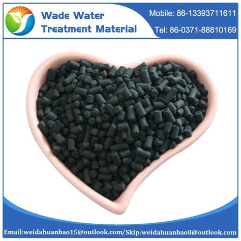 Carbon Aktif Iodine 1000 1kg wade 1000 iodine water treatment used coconut shell activated carbon price wd 1001 china