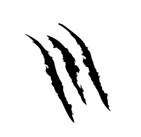monster tattoo png file claw marks png wikimedia commons