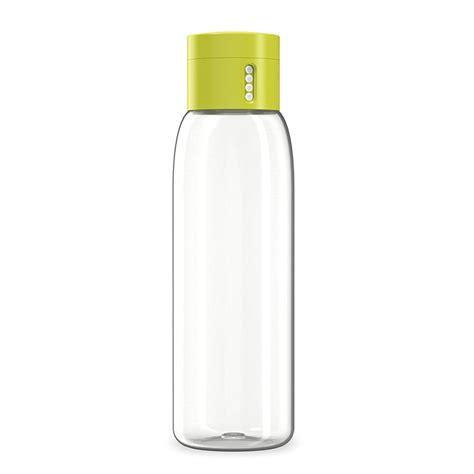 hydration tracking water bottle joseph joseph dot hydration tracking water bottle the