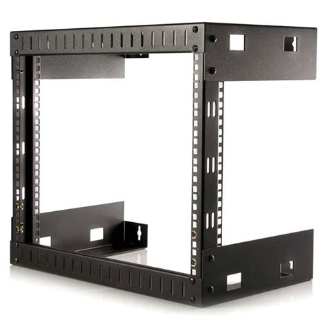 8u wall mount cabinet 8u open frame wall mount equipment rack wallmount server