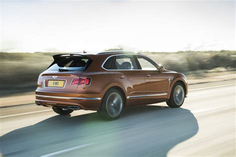2020 Bentley Suv by New 2020 Bentley Bentayga Speed Is Here Quot World S Fastest