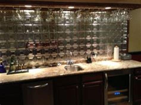 Diy Tile Backsplash Kitchen basement bars on pinterest basement bars basement bar