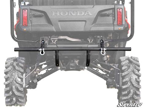 Honda Bumper by Honda Pioneer Front Rear Bumpers Side X Side Visions
