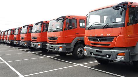 mobil mitsubishi fuso sudah delapan tahun colt diesel kuasai segmen truk ringan