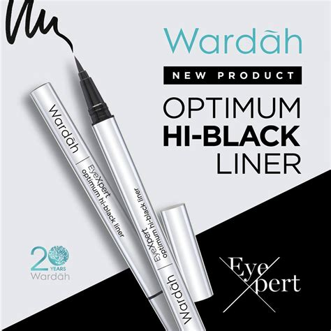 Eyeliner Wardah Model Spidol toko wardah eyeliner optimum