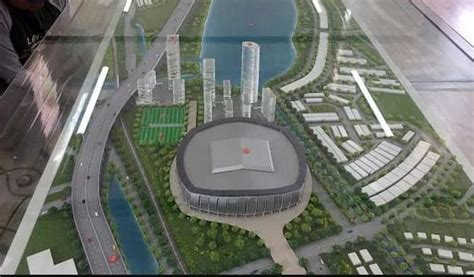 resmi akhirnya persija  punya stadion kelas dunia