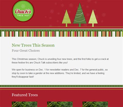 happy holidays email templates   year  christmas html email templates