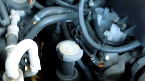 ford expedition  pcv valve location youtube