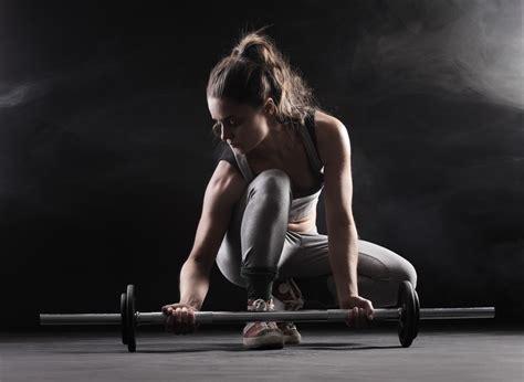 Fitness Model Hd Wallpaper