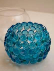 Texas Vase Diy Wedding Crafts Glass Bead Candle Holder Tutorial