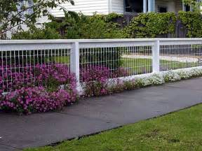 backyard fence best 25 yard fencing ideas only on front yard