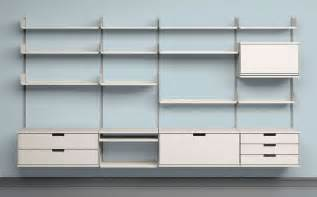 regalsysteme kleiderschrank modular shelving for office
