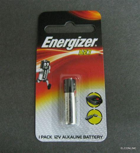 Energizer Alkaline A27 Bp1 energizer a27 27a l828 12v remote alkaline battery exp