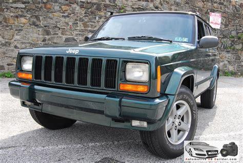 old jeep cherokee 1999 jeep cherokee xj classic 4 0 liter 4x4 youtube