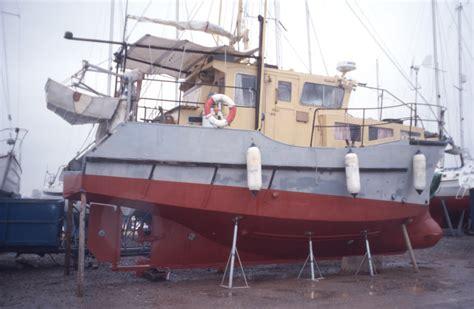 sloep staal boat building windpilot blog en