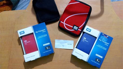 Hardisk Eksternal Hp 1tb Jual Hardisk Eksternal Wd Passport Ultra 1tb Tree Store