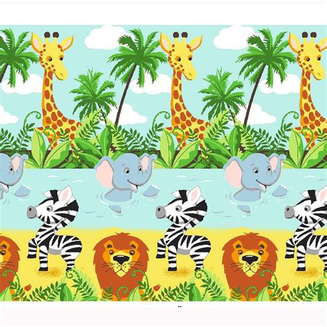 Schlafzimmer Jungle by Dschungel Tastik Tiere Themen Bettw 196 Sche Schlafzimmer