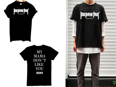 Justin Bieber My Dont Like You playeras justin bieber purpose tour my dont like you