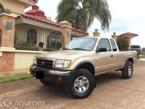 Toyota Tacoma Usadas Camionetas Usadas Autos Y Camionetas Toyota Tacoma