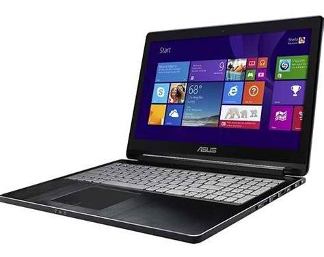 Asus Tp300la Touch Convertible Laptop Intel I5 5200u asus q502la bbi5t14 15 6 touch screen laptop convertible intel i5 8gb 1tb black