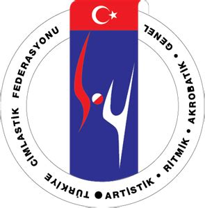 turkiye cimnastik federasyonu logo vector eps
