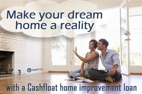 home improvement loans make your home beautiful with