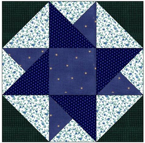 Quilt Blocks by Rhonda S Boston Blocks Tutorial