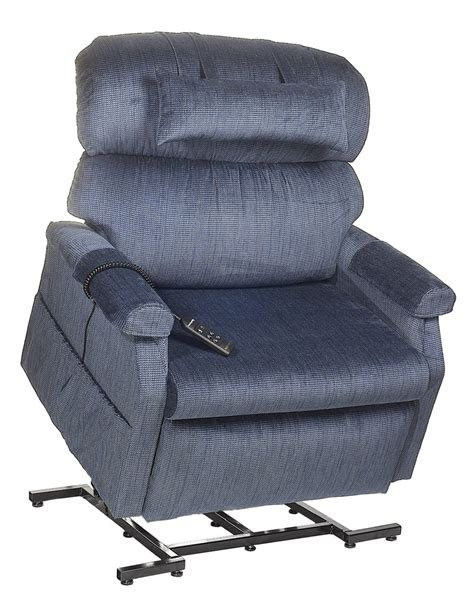 medical recliner rental pr 502 golden lift chair 33 quot seat 700lb