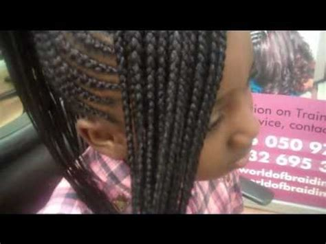 multilayer cornrows tutorial pineapple cornrow with side bang fringe part