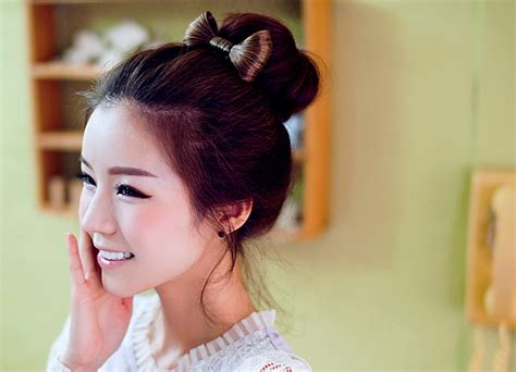 korean hairstyles buns 12 cutest korean hairstyle for girls you need to try