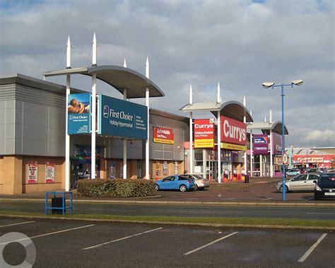 retail park alban retail park warrington completely retail